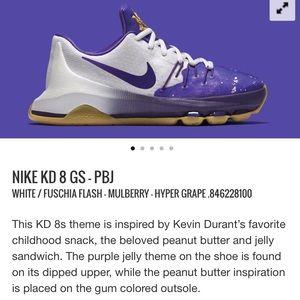 494543a26461 Nike Shoes - Nike KD 8 PB J basketball shoes